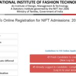 NIFT Admissions 2018-19   Procedure, Eligibility, Dates & Admission Form : www.nift.ac.in