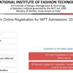 NEFT admissions 2918-19