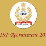 cisf-recruitment