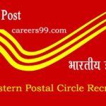 North Eastern Postal Circle Recruitment