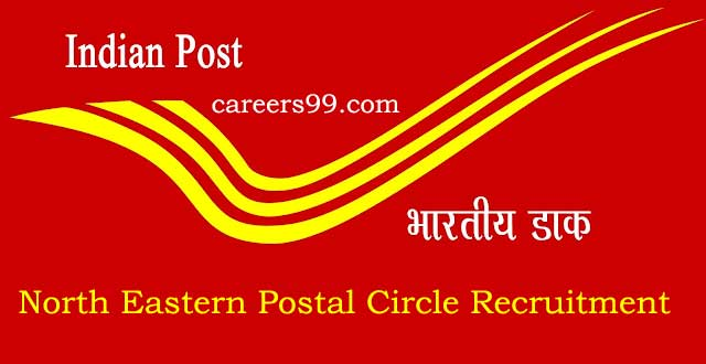 North Eastern Postal Circle Recruitment