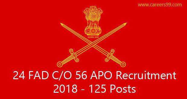 24 FAD C/O 56 APO Recruitment 2018   125