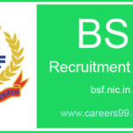 BSF Recruitment 2018 – 224 Constable, SI, JE/ SI Posts Apply @ bsf.nic.in