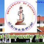 calicut-university-results
