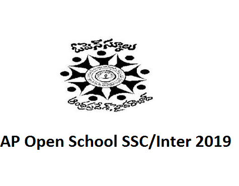 APOSS SSC & Inter Time Table