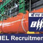 BHEL Bangalore Recruitment