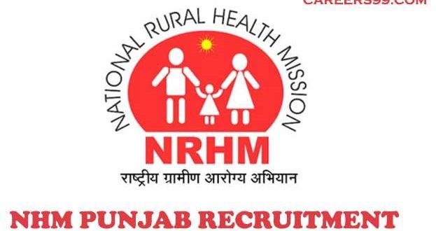 NHM-PUNJAB Recruitment