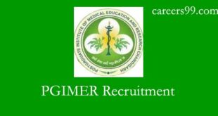 PGIMER-Recruitment