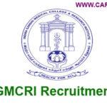 IGMCRI Recruitment