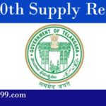 TS 10th Supply Results 2018 [Released] – Manabadi Telangana SSC Betterment/Supply Results @ bse.telangana.gov.in