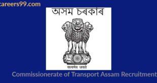 Assam Transport Recruitment