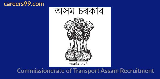 Assam Transport Recruitment