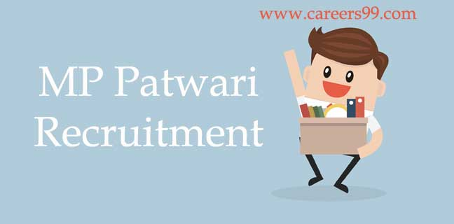 MP Patwari Recruitment