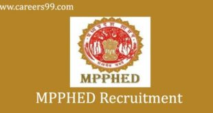 MPPHED Recruitment