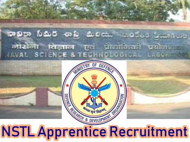 NSTL Apprentice Recruitment