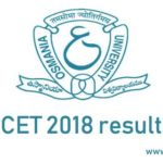 OUCET 2018 1st Phase Counselling – Certificate Verification, Choice Filling Schedule, Fee @ oucet.ouadmissions.com