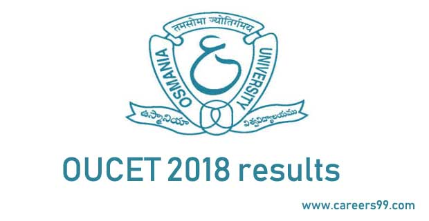 OUCET 2018 results