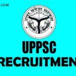 UPPSC-RECRUITMENT
