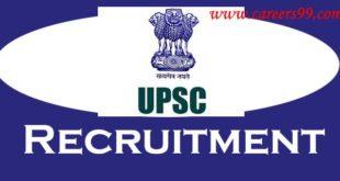 UPSC Recruitment