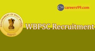 WBPSC Food Supply SI Admit Card