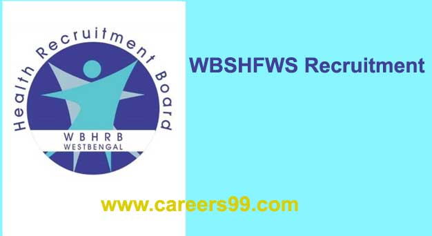 WBSHFWS Recruitment