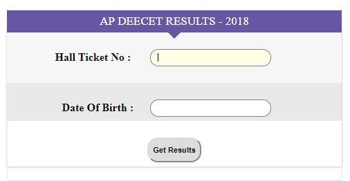 ap deecet results
