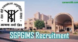 PGIMS Recruitment