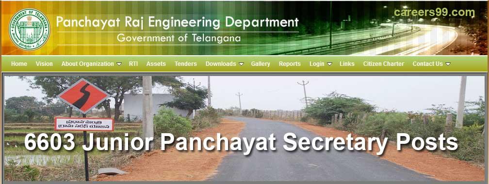 TS-Panchayat-Raj