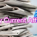Daily GK Update – Current Affairs of 3rd October 2018