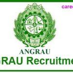 ANGRAU Jobs 2018 – 139 Professor, Assistant & Associate Professor Vacancies