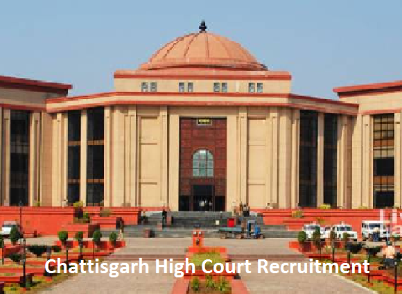 CG High Court Steno Admit Card