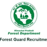 Himachal Pradesh Forest Dept Jobs 2018 – 123 Forest Guard Vacancies