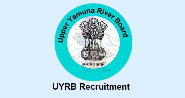 UYRB Recruitment