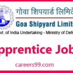 Goa Shipyard Limited | Apprenticeship Application Form :: goashipyard.in