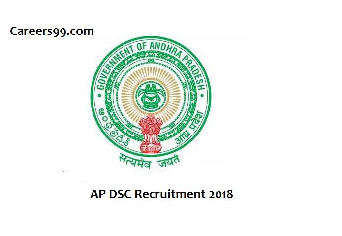 AP DSC Results 2018