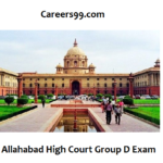 Allahabad High Court Group D Result