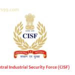 CISF Constable Fire DV Admit card
