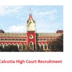 Calcutta High Court Group D Answer Key