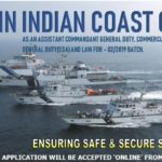 Join Indian Coast Guard Asst. Commandant (02/2019 Batch) Posts | joinindiancoastguard.gov.in