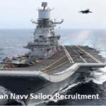 Indian Navy Sailors MR Admit Card