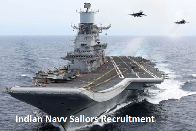 Indian Navy Sailors MR Admit Card