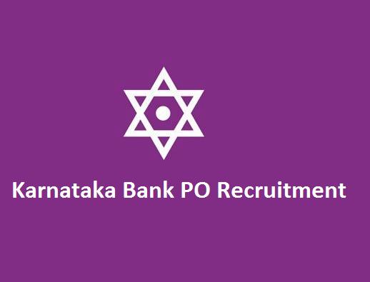 Karnataka Bank PO Syllabus