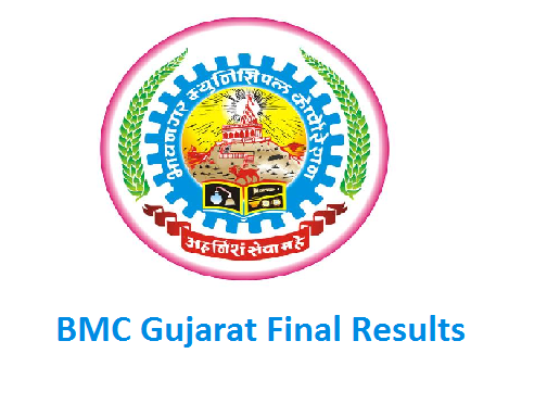 BMC Bhavnagar Results