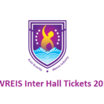 TSWREIS Hall Tickets Download 2019
