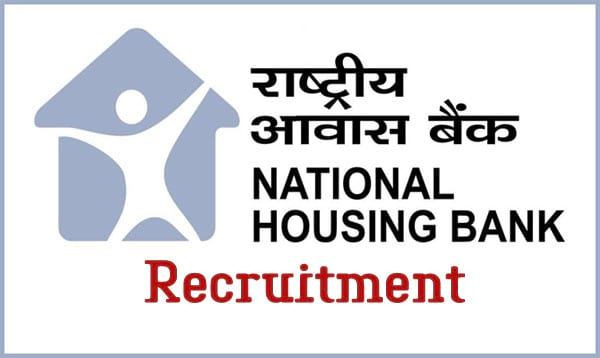 NHB Recruitment