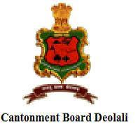 Deolali Cantonment Board Recruitment